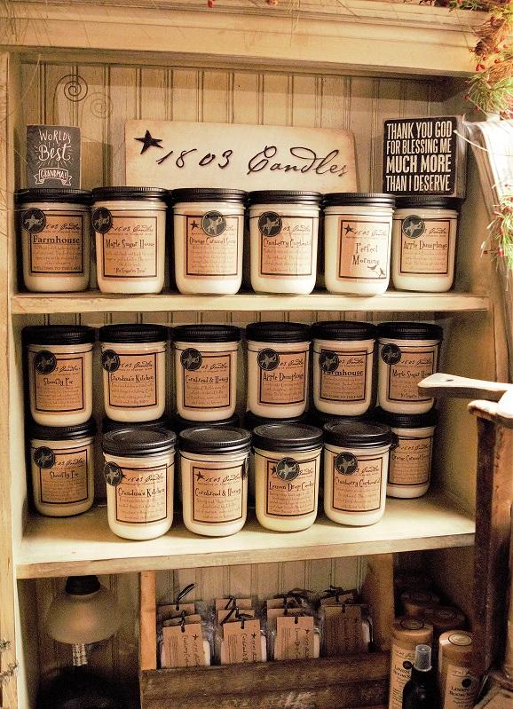 1803 Jar Candle