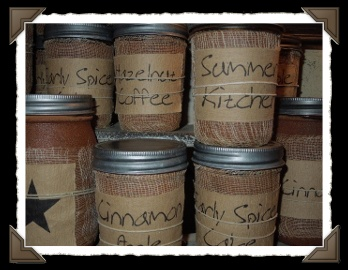 BLACK CROW CANDLES-candles,scents,Black Crow Candle Co