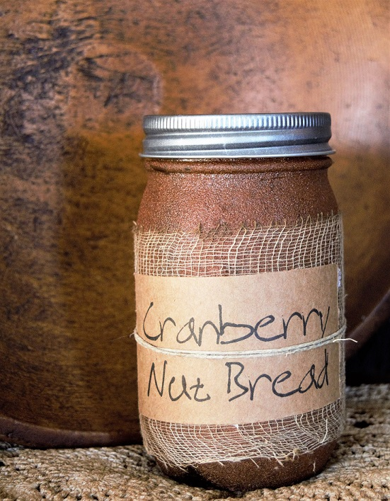 black crow cranberry nutbread