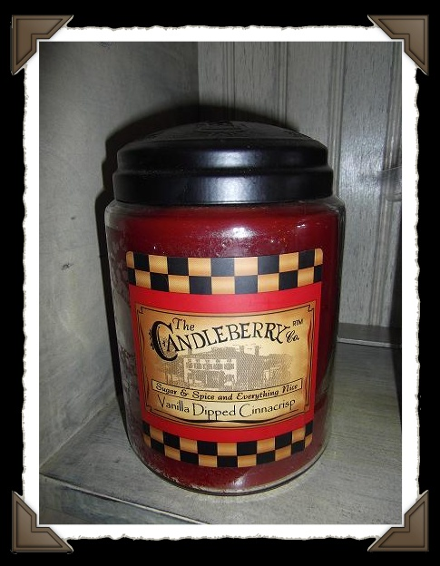 Candleberry-Candleberry,Candles,American Made