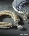 Lotti Dottie Ivory Pearl Stretch Bracelet