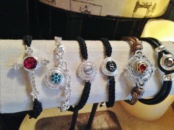 Woven Modern Bracelet