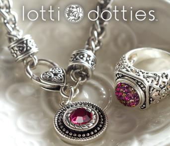 Lotti Dottie Heart Clasp Bracelet
