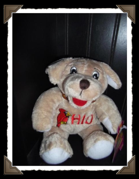 Ohio Plush Puppy