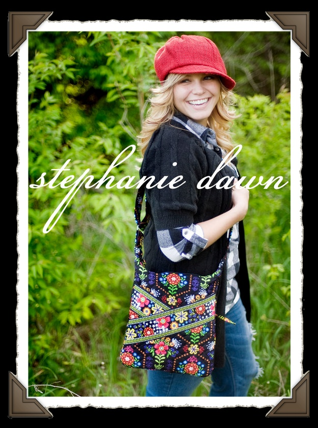 *DISCOUNTED* STEPHANIE DAWN RETIRED SLING BAG-Stephanie Dawn,hangbags,Hand bags,purses,Vera Bradley,American Made products