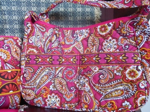 Stephanie Dawn Shoulder Bag-Stephanie Dawn,quilted handbags,SD, quality handbags,American made handbags,Vera Bradley,Vera Bradley handbags,Made in the USA,washable handbags,