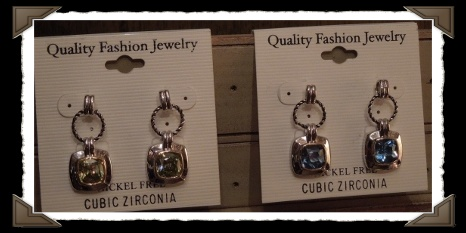 American Made earrings