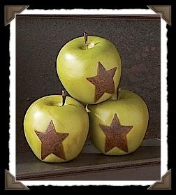 greenapllewstar
