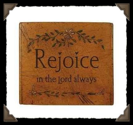 rejoice-