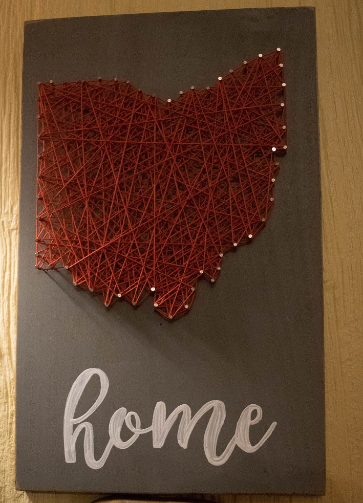 osu HOME stringart